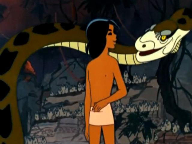 «Маугли. Похищение» — 1968